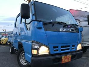 いすゞ エルフトラック Wキャブ ETC 最大積載1150kg
