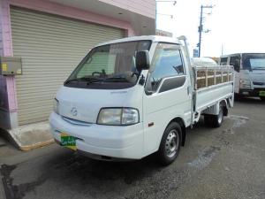 マツダ ボンゴトラック ワイドローGL軽油AT垂直Pゲート鉄板荷台積載750kg