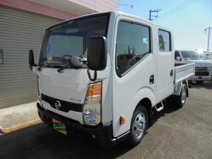日産 アトラストラック WキャブフルSPローDX登録済みオートマガソリン車1.25t