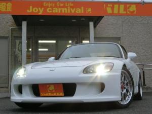 ホンダ S2000 ETC BBS エキマニ チタンマフラー車高調1オーナー禁煙