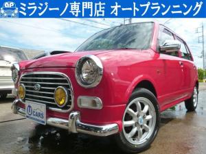 ダイハツ ミラジーノ ミニライトスペシャル 新規タイベルセット交換 新品タイヤ