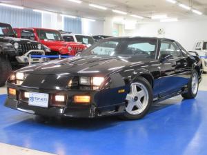 シボレーカマロ Z28 91年モデル 純正5速MT車 内装ルーフ張替済 純正マフラー 純正16インチホイール