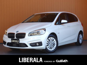 BMW 218dアクティブT-LUXRY ADパーキングサポートP