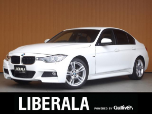 BMW 3シリーズ 320d Mスポーツ 純正ナビ Bカメラ パークディスタンス キセノンライト 純正18incAW コンフォートアクセス プッシュスタート アイドリングストップ パドルシフト