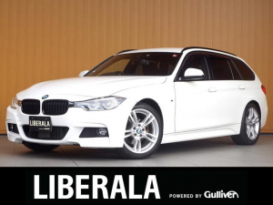 BMW 3シリーズ 320dツーリング Mスポーツ 後期LCI ヘッドアップD 黒革シート アダプティブLED ACC 衝突軽減B レーンデパーチャー/チェンジW 純正ナビ Bカメラ パワーシート/ヒーター パワーバックドア コンフォートアクセス