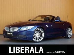 BMW Z4 sDrive23i ハイラインパッケージ Breyton19incAW BILSTEIN B8 黒革シート 純正ナビTV パワーシート/ヒーター キセノン 電動オープン プッシュスタート