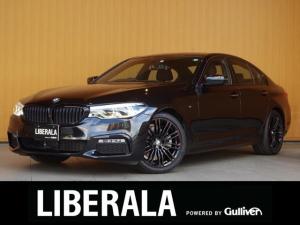 BMW 5シリーズ 523d エディション ミッション:インポッシブル 専用19incAW harman/kardonサウンド ヘッドアップD 純ナビTV 360度カメラ パワーバックドア ACC 衝突軽減B LDW LCW パーキングアシスト パワーシート/メモリ