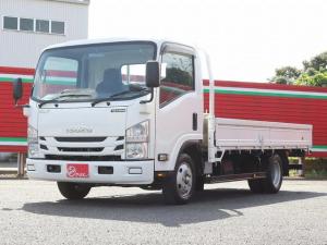 いすゞ エルフトラック  ワイドロング 2000キロ積載 3方開 3ペダル&6MT 床フック3対 坂道発進補助装置(HSA) アイドリングストップ 左電動格納ミラー ASR 荷台寸(約)435-207-38 4JJ1-Dターボ