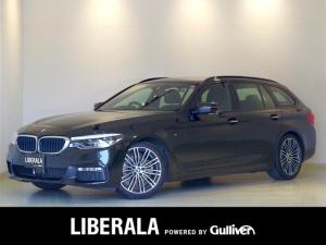 BMW 5シリーズ 523dツーリングMスポーツイノベーションP ACC HUD
