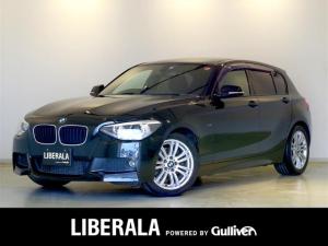 BMW 1シリーズ 116iMスポーツ純正iDriveナビBカメラ バイキセノン