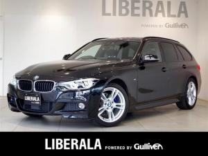 BMW 3シリーズ 320iツーリング Mスポーツ 後期8AE/g ACC 衝突軽減B レーンデパーチャーW 純正ナビ バックカメラ コンフォートアクセス パワーバックドア D/Nメモリ付きパワーシート LEDライト PDC