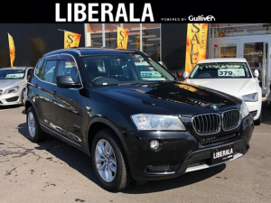 iBMW BMW X3 xDrive 20d ブルーパフォーマンス パノラマルーフ