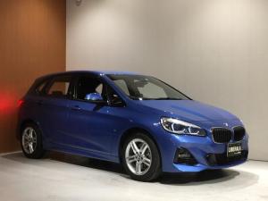 BMW 2シリーズ 218d xDriveアクティブツアラー Mスポーツ