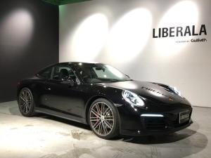 ポルシェ 911 911カレラ4S スポーツクロノPKG/ポルシェエントリー&ドライブシステム/レッドキャリパー/シートヒーター/PDLS付きLEDヘッドライト/PASM