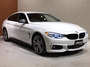 BMW 4シリーズ 420i xDriveグランクーペ Mスポーツ OP19インチAW ACC 衝突警告 車線逸脱警告 純正ナビ バックカメラ PDC