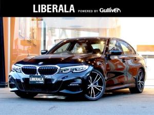 BMW 3シリーズ 330i Mスポーツ ・アクティブクルーズコントロール・純正HDDナビ/USB/BT/MSV/AUX・・フロント,サイド,バックカメラ/PWシート/シートヒーター/ハーフレザー・ETC・LEDライト・ファストトラックPKG