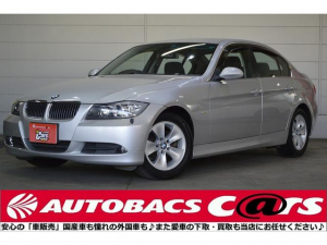 BMW 3シリーズ 323i HID パワーシート  ワンオーナー 当店買取車両