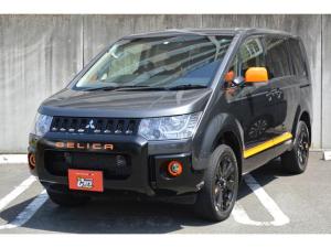 三菱 デリカD:5 アクティブギア 7人乗り 両側パワースライドドア セレクト4WD ナビ フルセグTV バックカメラ ETC シートヒーター パドルシフト クルーズコントロール ハーフレザーシート スマートキー