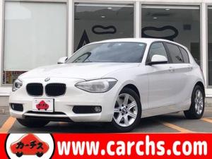 BMW 1シリーズ 116i ナビ/ETC/HID/スマートキー/1オーナー/1年保証付き