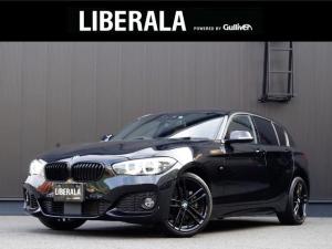 BMW 1シリーズ 118i Mスポーツエディションシャドー/1オーナー.ACC