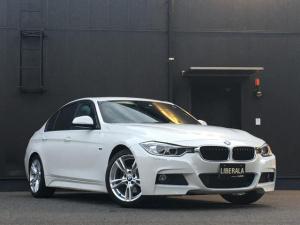 BMW 3シリーズ 320i スポーツ コンフォートアクセス パワーシート オートライト/HID パドルシフト 純正18インチAW HDDナビ/DVD/CD/USB/AUX/BT Bカメラ ミラー内蔵型ETC