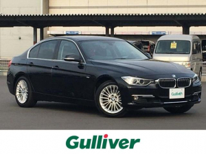 BMW 3シリーズ 320iラグジュアリー 純正ナビ Pシート ETC フォグ