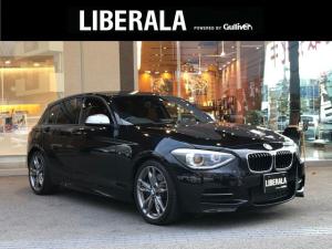 BMW 1シリーズ M135i 純正ナビ パワーシート