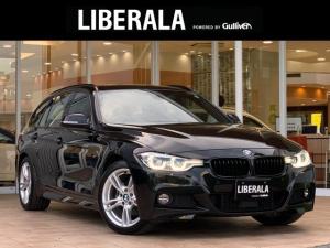 BMW 3シリーズ 320iツーリング Mスポーツ ハイラインパッケージ 黒革シート シートヒーター  アクティブクルーズコントロール  インテリSFT LKA LCA コンフォートA PWテールゲート LEDヘッドL  Bカメラ 純正前後ドラレコ
