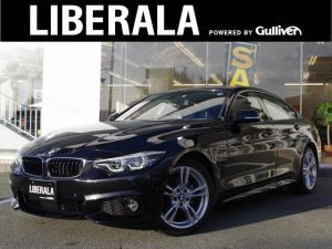 BMW 4シリーズ 420iグランクーペMスポーツ ACC サマータイヤ有