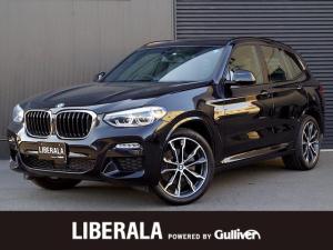BMW X3 xDrive20d Mスポーツ ハイラインP HUD 黒革