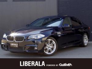 BMW 5シリーズ 535iMスポーツパッケージ サンルーフ 黒革 純ナビ TV