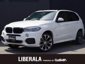 BMW X5 xDrive35d Mスポーツ セレクトP ACC 21AW