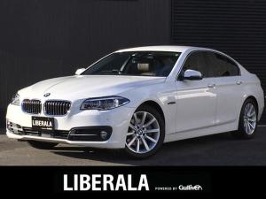 BMW 5シリーズ 523dイノベーター 210台限定車 ブラウンダコタレザー マルチディスプレイメーター ACC レーンチェンジウォーニング 衝突軽減B 車線逸脱警告 LEDヘッドライト コンフォートアクセス オートトランク 18インチAW