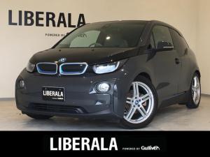 BMW i3 レンジ・エクステンダー装備車 サンルーフ アクティブクルーズコントロール 純正HDDナビ Bカメラ LEDヘッドライト パーキングアシスト 社外19AW 純正AW付夏タイヤ積込 ETC コーナーセンサー インテリジェントセーフティ
