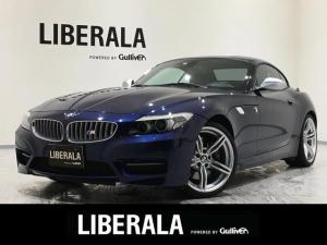 BMW Z4 sDrive35is ブラックレザーシート シートヒーター OP純正19AW 純正HDDナビ フルセグTV ミラーETC パワーシート キセノンヘッドライト オートライト パドルシフト キーレスキー
