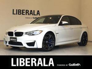 BMW M3 M3 アダプティブLED 純正OP19AW 赤革シート シートヒーター 純正HDDナビ フルセグTV  Bカメラ パワーシート 衝突軽減B レーンDW コンフォートアクセス PDC GPSレーダー ドラレコ