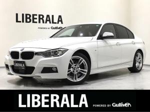 BMW 3シリーズ 320d Mスポーツ ACC 衝突軽減B レーンDW 純正HDDナビ バックカメラ LEDヘッドライト コンフォートアクセス パワーシート 純正18incAW ミラーETC 純正ドラレコ