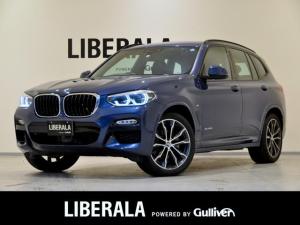 BMW X3 xDrive 20d Mスポーツ イノベーションP ACC