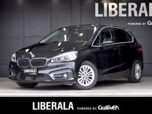 BMW 2シリーズ 218iアクティブツアラー ラグジュアリー HDDナビ TV