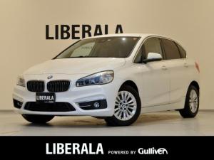 BMW 2シリーズ 218dアクティブツアラー ラグジュアリー 地デジTV