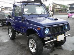 スズキ ジムニー CC改 4WD ターボ 公認改造車 リフトアップ 4WD