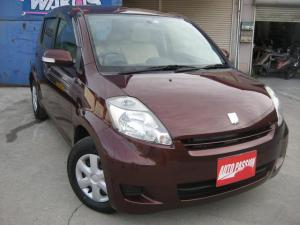 トヨタ パッソ X Fパッケージ ユーザー様直接買取車 スマートキー 地デジナビ 電格ミラー