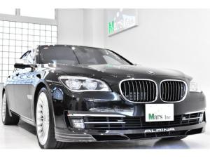 BMWアルピナ B7 ビターボリムジン Alllad4WD OP21AW 正規D車