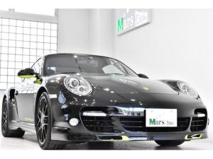 ポルシェ 911 911ターボS 918スパイダーEd 世界限定車 専用内外装