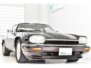 ジャガー XJ-S 正規D車 ジャガージャパン最終型 Wステアリング シートH