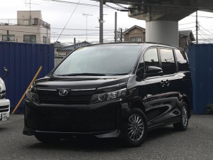 トヨタ ヴォクシー X パワースライドドア
