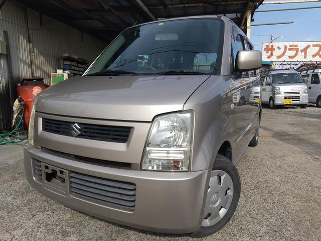 車検令和4年7月まで!ワゴンR FX 4AT 神奈川県外登録の場合は料金が異なりますので詳細はお問い合わせください。