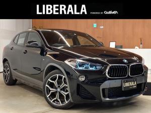 BMW X2 xDrive 18d MスポーツX ハイラインパック ハイラインP アドバンスドP コンフォートP インテリジェントセーフティー アクティブクルーズコントロール ヘッドアップディスプレイ ブラックレザーシート Pシート&シートヒーター 純正ナビ Bカメラ