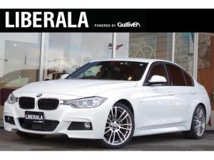 BMW 3シリーズ 320d Mスポーツ ACC純正ナビLKALEDライトOP19inAWアダプティブクルーズコントロールレーンキープアシスト純正19AWアルカンターラコンビシート純正HDDナビバックカメラETCDVD再生可能コーナーセンサー