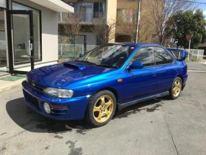スバル インプレッサ WRX 全塗装済 新品タイヤ